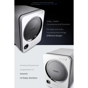 Haenim UV Sterilizer with Bluetooth