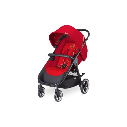 Cybex Agis M-Air 4 Stroller - Hot n Spicy Red