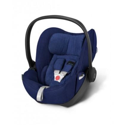 Cybex Cloud Q Plus - Royal Blue Infant Carrier