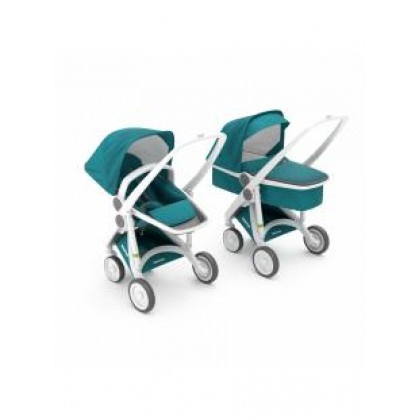Greentom Reversible Stroller - Teal