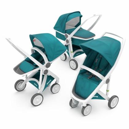 Greentom Reversible Stroller - Blue
