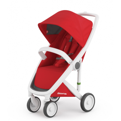 Greentom Classic Stroller - Red
