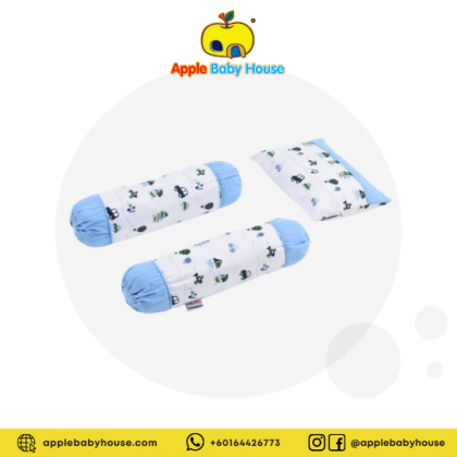 Baby Love 3 in 1 Pillow & Bolster