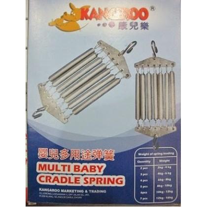 Kangeroo Multi Baby Cradle Spring