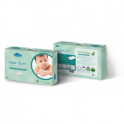 ComfyBaby Purotex New Born Baby Pillow