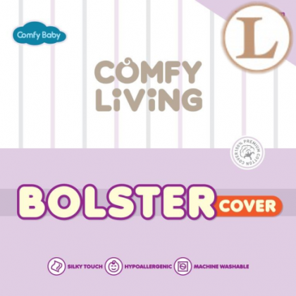 ComfyBaby Comfy Living Bolster Cover (L)