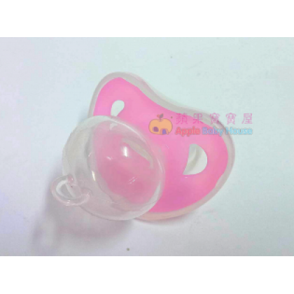 Cutebaby All Silicone Small-And-Flat Inflatable Massage Pacifier 0m+ (1pcs)