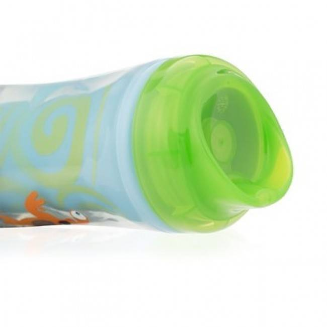 Dr Brown/'s Spoutless Insulated Cup 300 Ml Blue