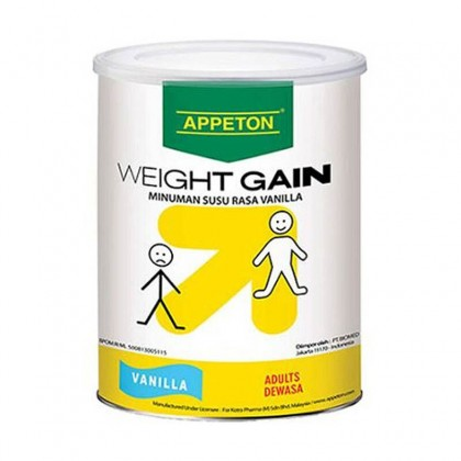 Appeton Weight Gain Power Adult 900g