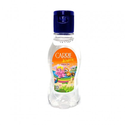 Carrie Junior Baby Oil 50ml