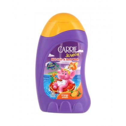 Carrie Junior Kids Hair & Body Wash 280ml