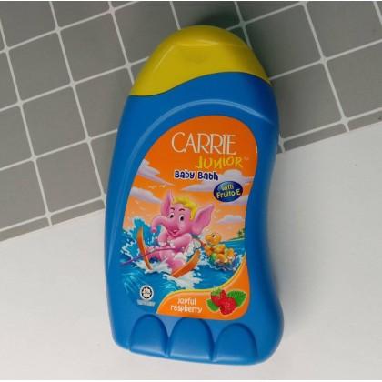 Carrie Junior Baby Bath Joyful Raspberry 280g