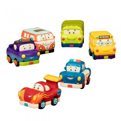 BToys Mini Wheeee-ls! - Groovy Patootie