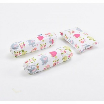 Baby Love 3in1 Pillow & Bolster Case