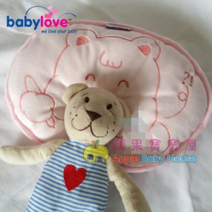 Baby Love Pastel Bear Pillow Head