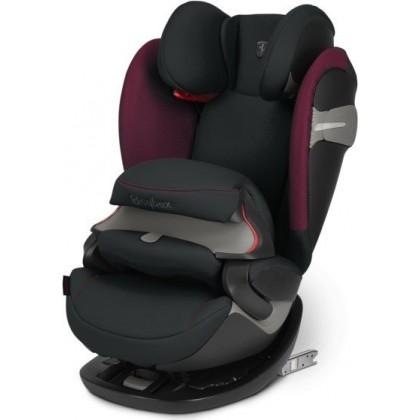 Cybex PALLAS S-FIX Car Seat - SCUDERIA FERRARI Collection