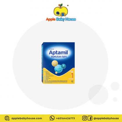 Aptamil Step 1 Formulated Milk Powder 600G