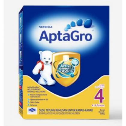 Aptagro Step 4 Formulated Milk Powder 600G