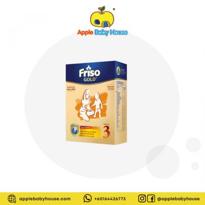 Friso Gold Step 3 600G