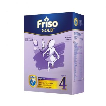 Friso Gold Step 4 600G