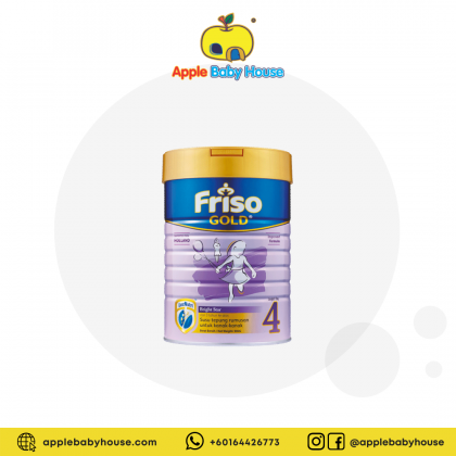 Friso Gold Step 4 900G