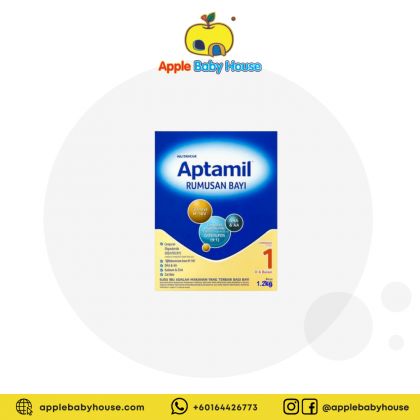 Aptamil STEP 1 Formulated Milk Powder 1.2kg