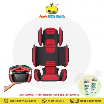JOIE Hifold Fit-and-Fold Booster Car Seat 15-45KG