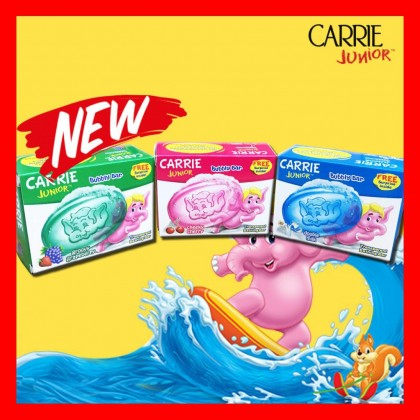 Carrie Junior Bubbly Bar 100g