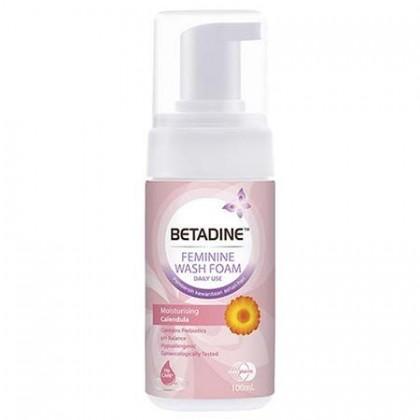 Betadine Feminine Wash Foam 100ml