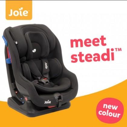 Joie Steadi Convertible Car Seat - COAL