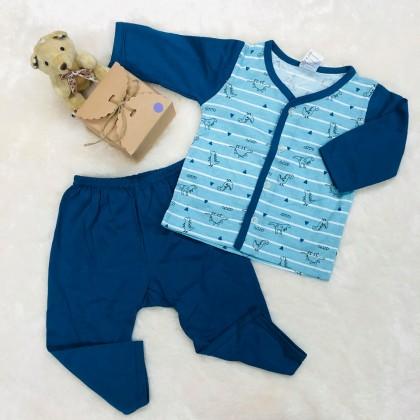 Naught Bear Baby Boy Long Sleeve+Long pant