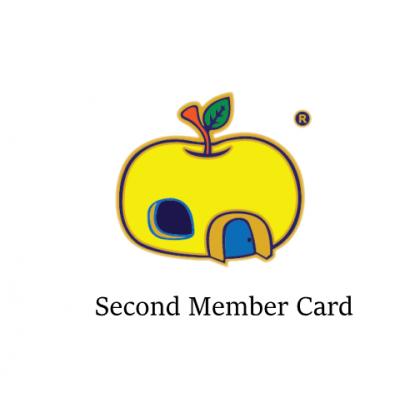 Premium 2nd Member Card