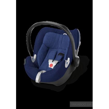 Cybex Aton Q Plus Royal Blue-Navy Blue Infant Carrier