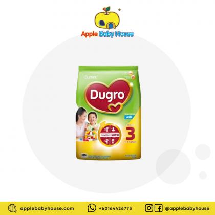 Dugro Milk Formula Step 3 1-3T - ASLI 850g