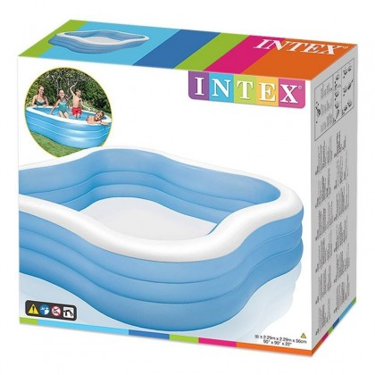 Intex Swim Centre Family Pool 2.29m X2.29m X 56cm