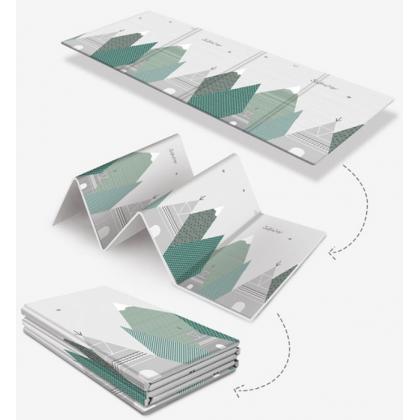 Animal Folding Mat 200x180x1cm