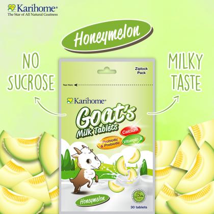 Karihome Goat's Milk Tablet