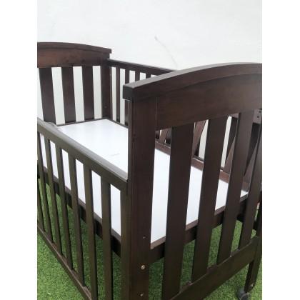 Baby Cot Wenge 28x52 N8494WEN