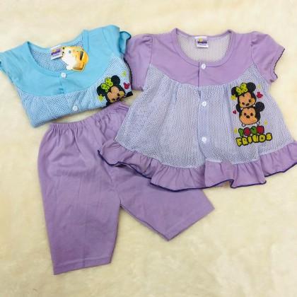 BeeSon Girl Suit(Eyelet) 93046