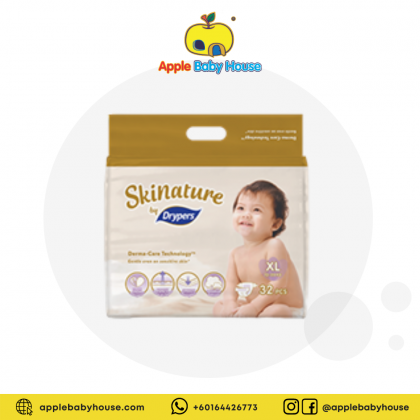 Drypers Skinature Tape Diapers