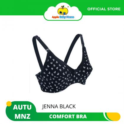 Autumnz Padded Nursing/Maternity Bra - JENNA (Black)