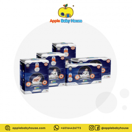 Bae Bae Premium Diapers (Tape)