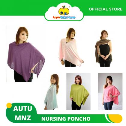 Autumnz Nursing Poncho