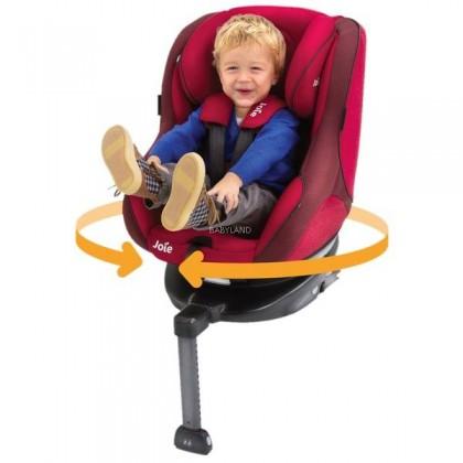 Joie I-Spin 360 Isofix Car Seat - Merlot