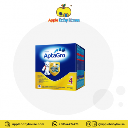 Aptagro Step 4 Formulated Milk Powder 1.8kg