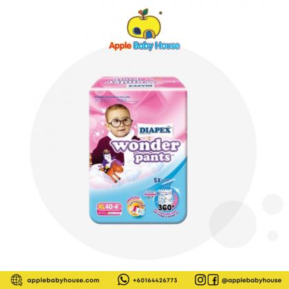 Diapex Wonder Pants Diapers