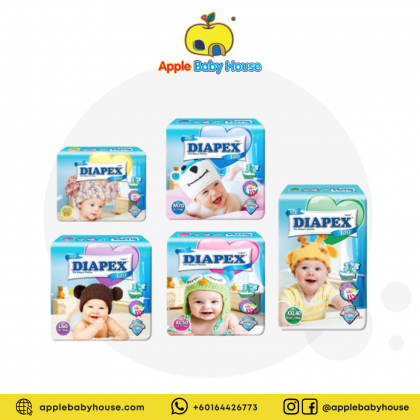 Diapex Easy Tape Diapers