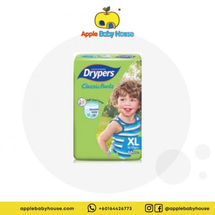 Drypers ClassicPantz Diapers
