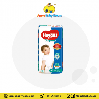 Huggies Dry Diapers Tape