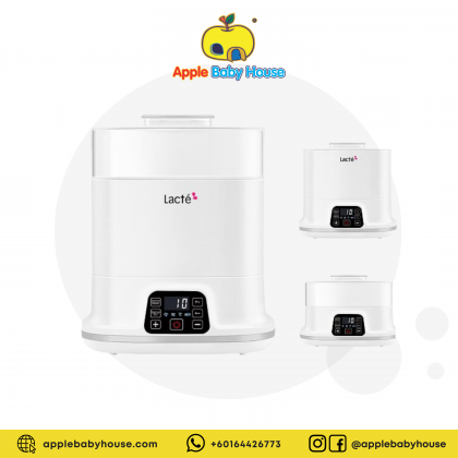 Lacte Premium Steam and Dry Steriliser